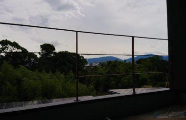 ASAHI ~朝日の家~ クロス施工