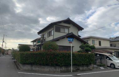 熊取町リノベーション現場スタート