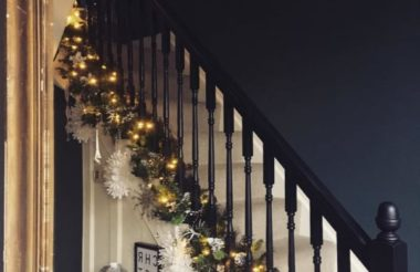 Christmas interoir