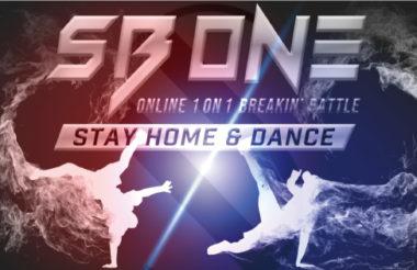 【SNSブレイクダンスソロ動画バトル SB1】予選通過8名発表‼