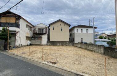 藤井寺市Y様邸解体工事完了致しました。